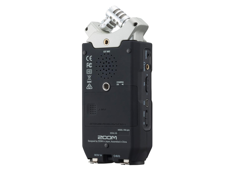 Инструкция handy recorder h4n