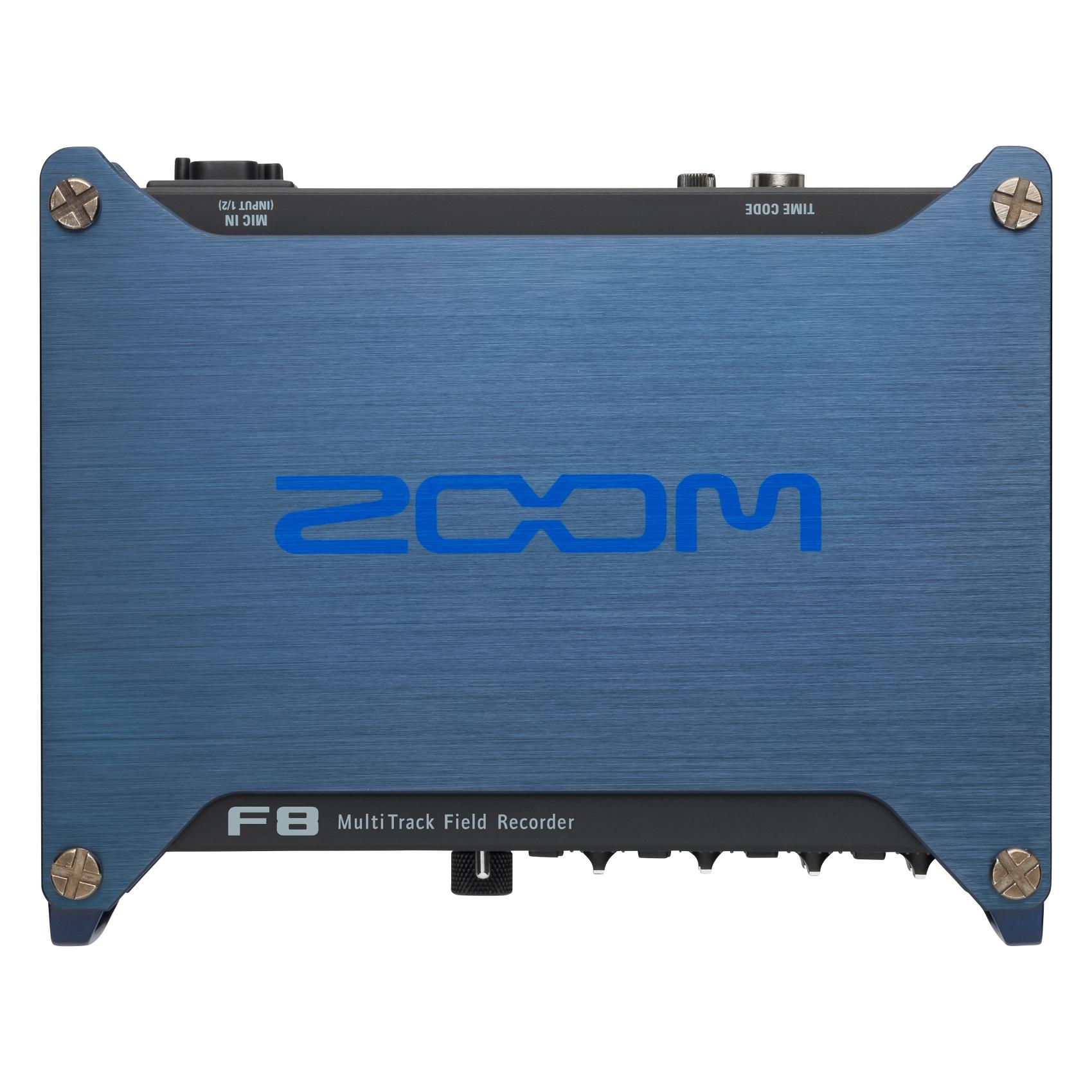 Zoom F-8
